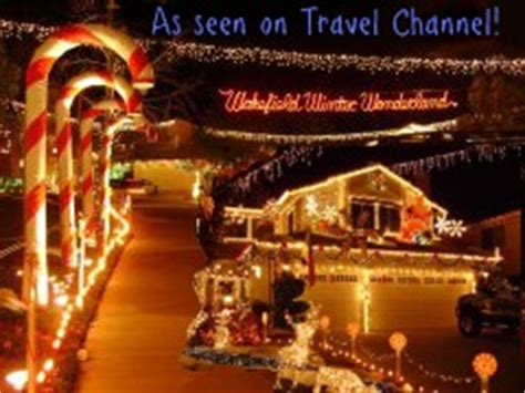 2017 Best Holiday Christmas Lights In Los Angeles County Lights In Santa Clarita