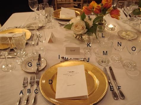 table setting etiquette how to dine with etiquette a perfect table setting