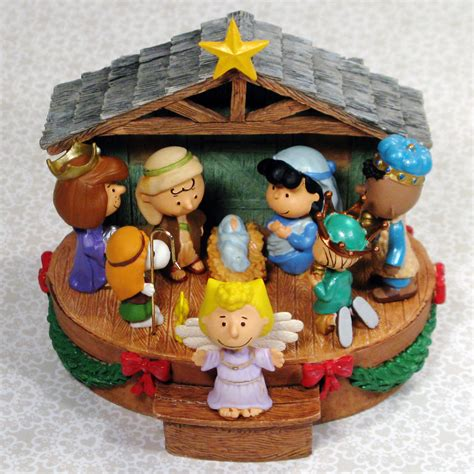 peanuts nativity christmas musical collectpeanuts com