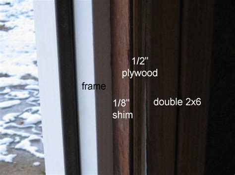 Patio Doors For 2x6 Walls Patio Doors For 2x6 Walls 28 Images 1000 Images About
