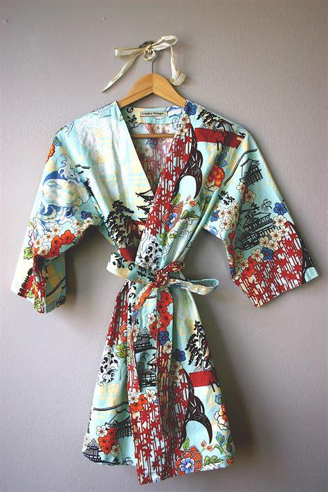 kimono robe womens kimono robe bridesmaids gift dressing gown