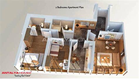 Luxus Wohnungen Zum Verkauf In Bahcesehir Istanbul