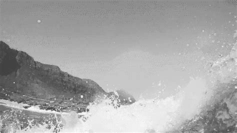 Landscape Gif Black And White Gif Find On Giphy