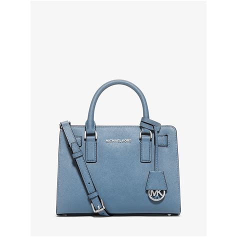 Kaos Pocket H M Zara michael kors dillon small saffiano leather satchel in blue