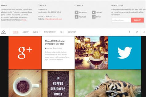 wordpress themes quirky 10 quirky and creative wordpress themes spyrestudios