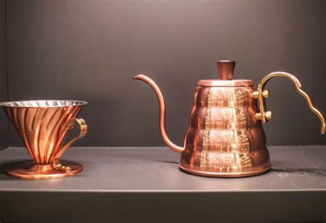 Can We Have This Hario Copper Pourover Set In Our Lives Now Please?