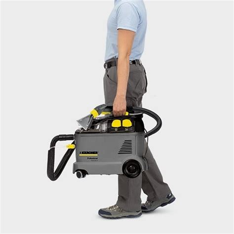 karcher upholstery steam cleaner karcher puzzi 8 1 c carpet upholstery cleaner a3 machines