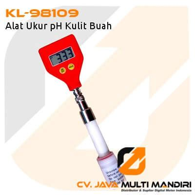 Alat Ukur Ph Kulit ph saku anti air seri ph10s digital meter indonesia