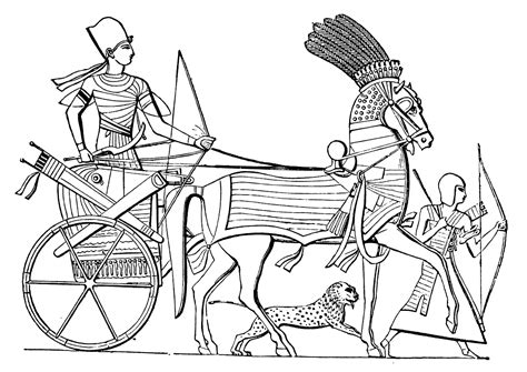 coloring pages for egyptian hieroglyphs ancient egyptian chariot egypt hieroglyphs coloring