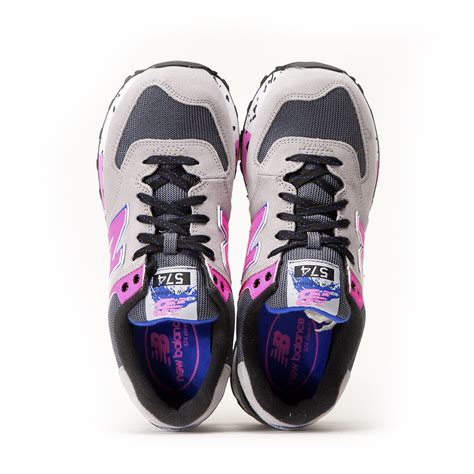 Nb 574 Grey Pink new balance wl 574 ogp grey pink 410881 50 12