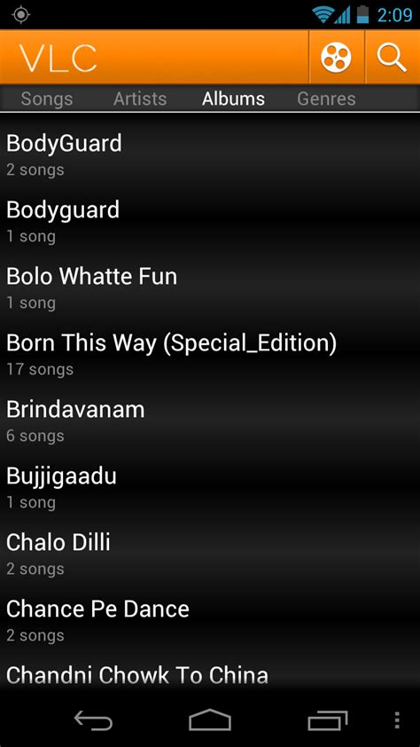 vlc player apk vlc player apk for android by videolan play any files android advices