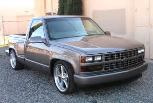 89 chevy bed stepside