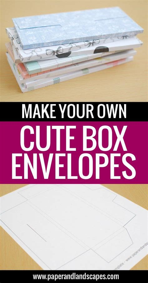 Make Your Own Paper Box - 25 best ideas about paper crafting on arts