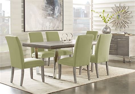 bar cabinets contemporary dining room san francisco san francisco gray 5 pc dining room rectangle contemporary