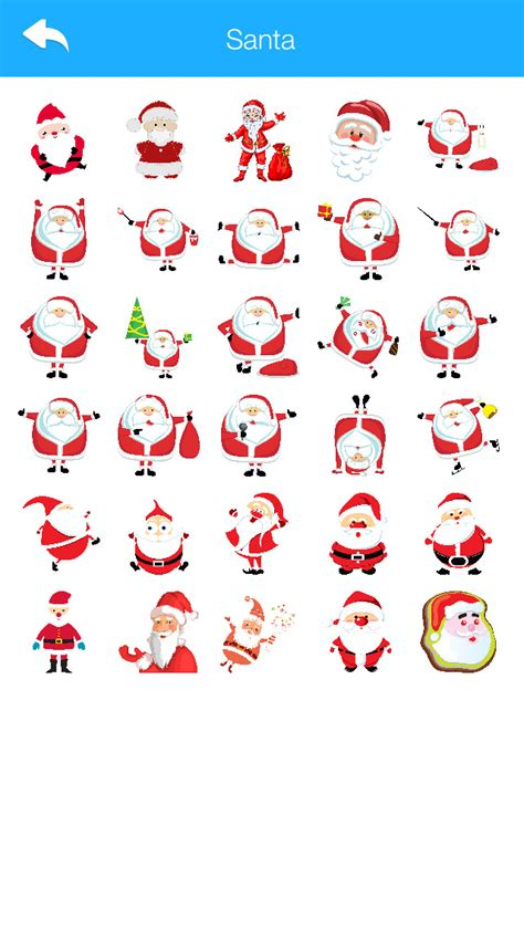 christmas lights emoji app shopper winter stickers emoji for whatsapp and chats messengers edition