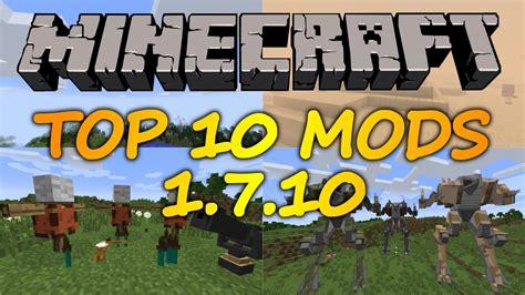 mod gta 5 minecraft 1 7 10 top 10 minecraft mods 1 7 10 2016 youtube