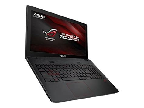 Asus Gaming Laptop With Windows 10 asus republic of gamers 15 6 gaming laptop with windows 10 metallic best buy sale canada