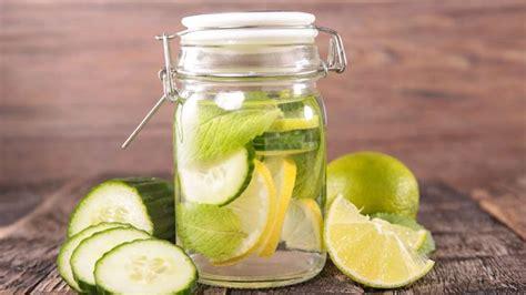 Detox Saftkur Selber Machen by Diese 7 Detox Wasser Rezepte Helfen Beim Entgiften Evidero