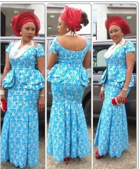 latest lace styles beautiful lace style dezango fashion zone latest african