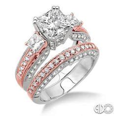 robert irwin jewelers 1 1 4 ctw wedding set with
