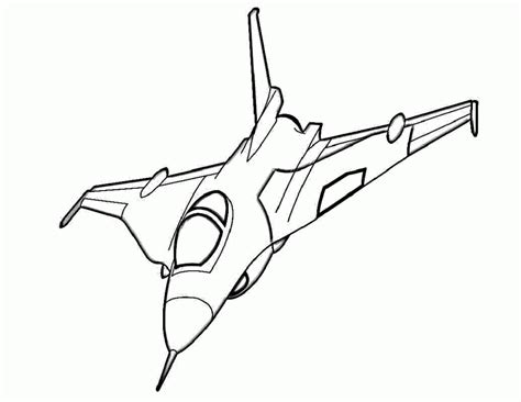 Coloring Pages Airplanes Jets | free printable airplane coloring pages for kids
