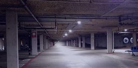 led parking garage lighting parking garage solutions led lighting solutions sloanled