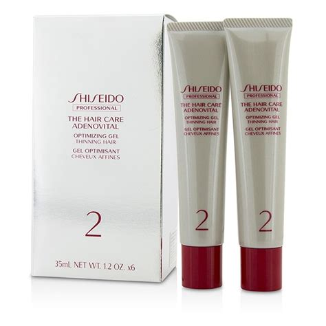 Shiseido The Hair Care Adenovital shiseido the hair care adenovital optimizing gel thinning