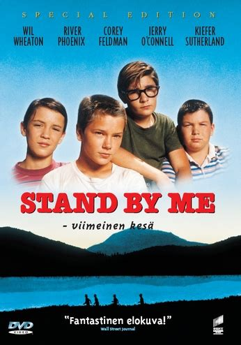 katsella elokuvia stand by me stand by me viimeinen kes 228 dvd discshop fi