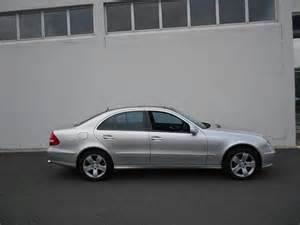 2003 Mercedes E500 For Sale 2003 Silver Mercedes E Class E500 For Sale In Cape Town