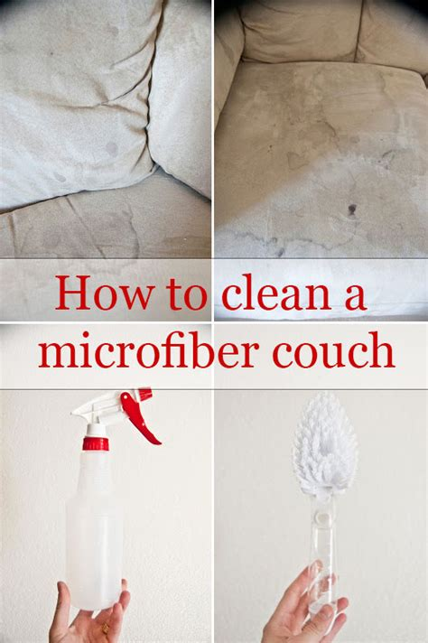 how to clean stains off of microfiber couch how to clean a microfiber couch