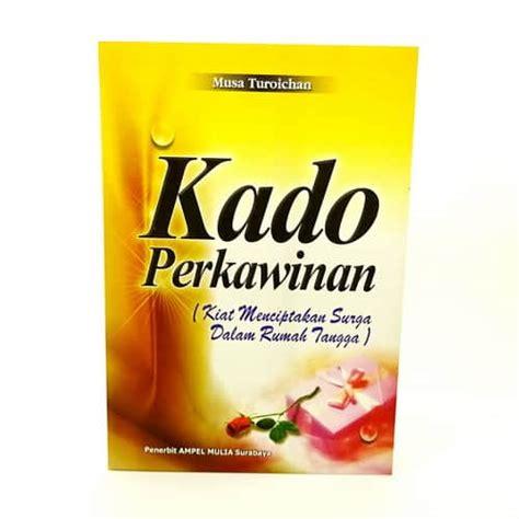 tutorial bungkus kado isi buku buku kado perkawinan menciptakan surga dalam rumah tangga