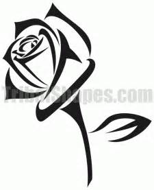 How To Draw Decals Quot Rosa 1 Quot Dise 241 O Tribal