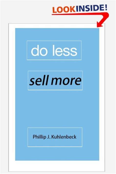 ebook novel format pdf do less sell more ebook pdf format phillip kuhlenbeck