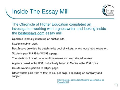 Critical Essay On Conclusion Of Mill On The Floss by Chronicle Of Higher Education Essay Mill How To Write A College Essay Mit Admissions Top