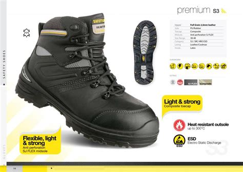 Sepatu Safety Jogger Ultima S3 jual sepatu safety jogger premium s3 esd hro safetyjogger