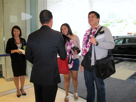 welcoming guests capri by fraser changi city singapore welcomes its first
