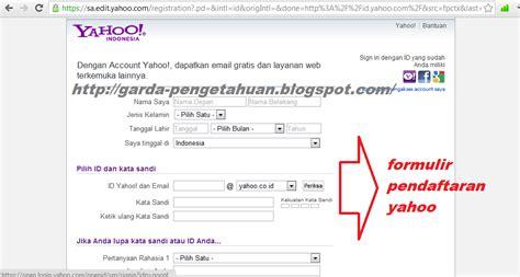 cara membuat akun email yahoo indonesia cara mudah membuat email centrabugil