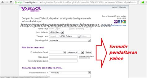 membuat yahoo e mail cara mudah membuat email centrabugil