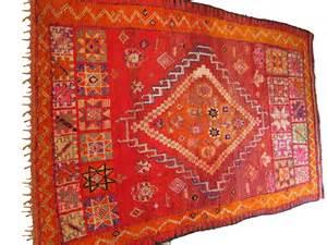 Moroccan Rug Vintage Moroccan Rug Mix