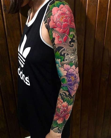 instagram tattoo sleeve 1 155 me gusta 9 comentarios japanese ink japanese