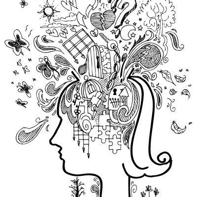 imagenes confusion mental mijn hoofd is te vol schakel om