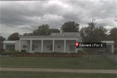 edward j fox sons funeral home youngstown ohio oh