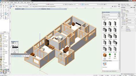 vectorworks  da ep  apartment building youtube