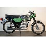 Fuchs Motorrad  Bikes ZUENDAPP KS 50 Watercooled Typ 517 52
