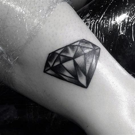 diamond jewel tattoo designs 60 best design ideas with meaning