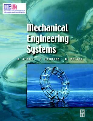 Mechanical Engineering Systems by Mechanical Engineering Systems Edwards 9780750652131