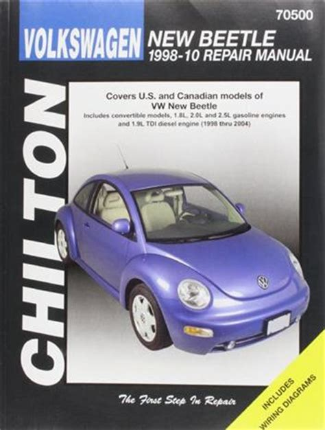 free service manuals online 2003 volkswagen new beetle transmission control volkswagen new beetle 1998 2010 chilton owners service repair manual 162092062x
