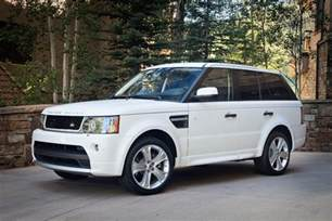 2012 land rover range rover sport overview cars