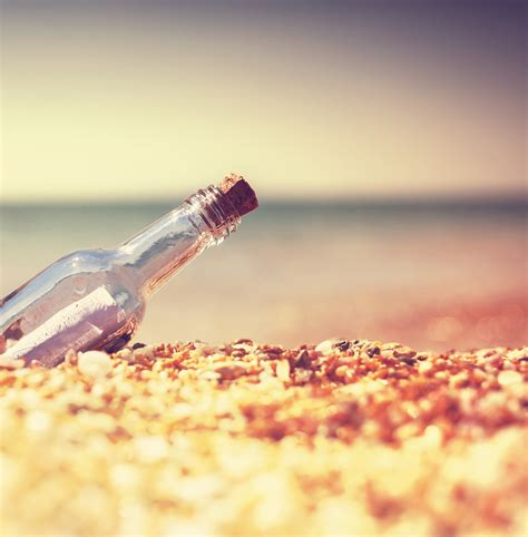 message in a bottle send a message in a bottle 100 things to do before you