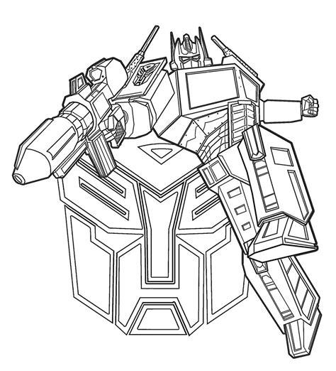 dibujos para pintar transformers gratuitos dibujos para colorear transformers prime
